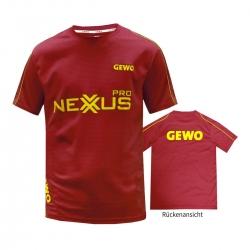 GEWO T-Shirt Promotion Nexxus Pro