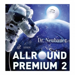 Dr. Neubauer Belag Allround Premium 2 (Langnoppe)