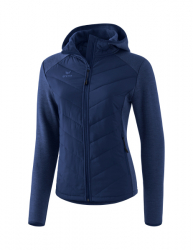 ERIMA Frauen Steppjacke  new navy