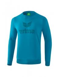 ERIMA Kinder / Herren Essential Sweatshirt ESSENTIAL oriental blue/colonial blue