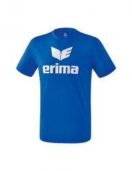 ERIMA Kinder / Herren Funktions Promo T-Shirt new royal/weiß