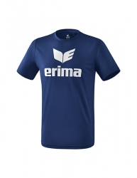 ERIMA Kinder / Herren Funktions Promo T-Shirt  new navy/wei?