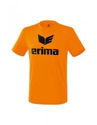 ERIMA Kinder / Herren Funktions Promo T-Shirt  orange/schwarz