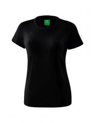 ERIMA Frauen Style T-Shirt schwarz