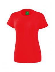 ERIMA Frauen Style T-Shirt rot