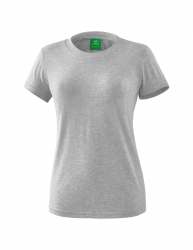 ERIMA Frauen Style T-Shirt hellgrau melange