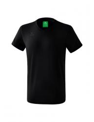 ERIMA Kinder / Herren Style T-Shirt schwarz