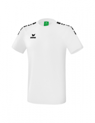 ERIMA Kinder / Herren Essential 5-C T-Shirt ESSENTIAL 5-C weiß/schwarz
