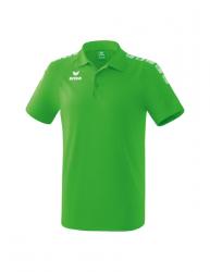 ERIMA Kinder / Herren Essential 5-C Poloshirt ESSENTIAL 5-C green/wei?