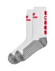 ERIMA CLASSIC 5-C Socken weiß/rot