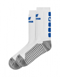ERIMA CLASSIC 5-C Socken weiß/new royal