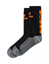 ERIMA CLASSIC 5-C Socken CLASSIC 5-C schwarz/orange (+3% Zusatzrabatt)