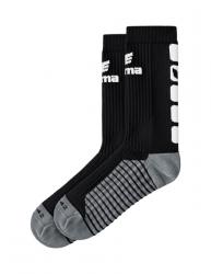 ERIMA CLASSIC 5-C Socken schwarz/weiß