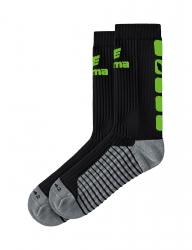 ERIMA CLASSIC 5-C Socken CLASSIC 5-C schwarz/green gecko