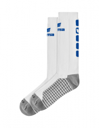 ERIMA CLASSIC 5-C Socken lang weiß/new royal