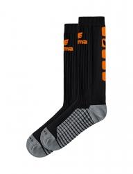 ERIMA CLASSIC 5-C Socken lang CLASSIC 5-C schwarz/orange