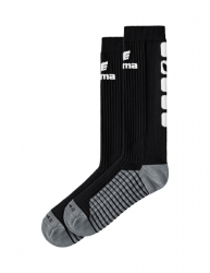 ERIMA CLASSIC 5-C Socken lang schwarz/weiß