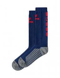 ERIMA CLASSIC 5-C Socken lang CLASSIC 5-C new navy/rot