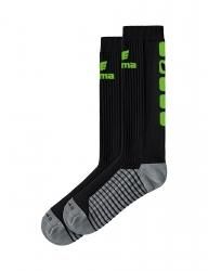 ERIMA CLASSIC 5-C Socken lang CLASSIC 5-C schwarz/green gecko