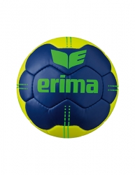 ERIMA Pure Grip No. 4 Handbälle new navy/gelb