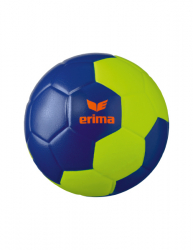 ERIMA Pure Grip Kids Handbälle green/blau