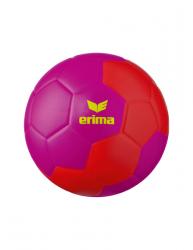 ERIMA Pure Grip Kids Handbälle pink/rot