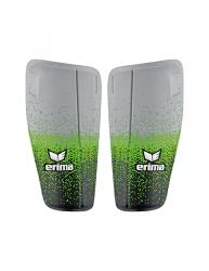 ERIMA Herren Bionic Guard Tube Schienbeinschoner schwarz/grau/green