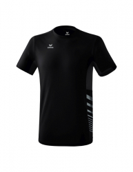 ERIMA Kinder / Herren Race Line 2.0 Running T-Shirt RACE Line 2.0 schwarz