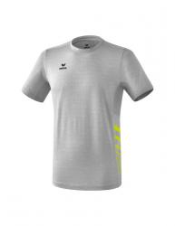 ERIMA Kinder / Herren Race Line 2.0 Running T-Shirt RACE Line 2.0 grau melange