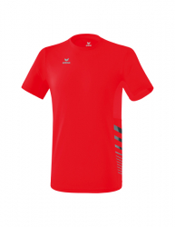 ERIMA Kinder / Herren Race Line 2.0 Running T-Shirt RACE Line 2.0 rot