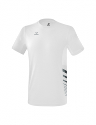 ERIMA Kinder / Herren Race Line 2.0 Running T-Shirt RACE Line 2.0 new white