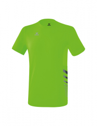 ERIMA Kinder / Herren Race Line 2.0 Running T-Shirt RACE Line 2.0 green gecko