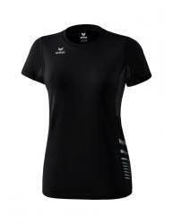 ERIMA Frauen Race Line 2.0 Running T-Shirt RACE Line 2.0 schwarz