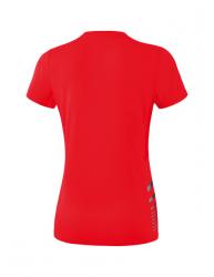 ERIMA Frauen Race Line 2.0 Running T-Shirt RACE Line 2.0 rot
