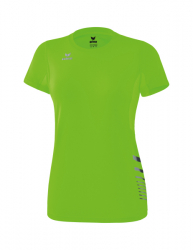 ERIMA Frauen Race Line 2.0 Running T-Shirt RACE Line 2.0 green gecko