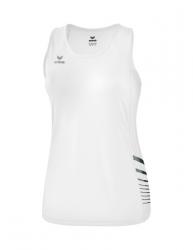 ERIMA Frauen Race Line 2.0 Running Singlet RACE Line 2.0 new white