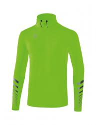 ERIMA Kinder / Herren Race Line 2.0 Running Longsleeve RACE Line 2.0 green gecko