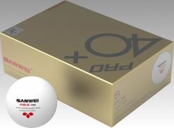 Sanwei Ball ABS 40+ Pro*** weiss 6er Packung