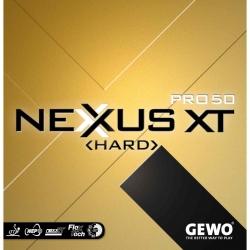 GEWO Belag Nexxus XT Pro 50 Hard