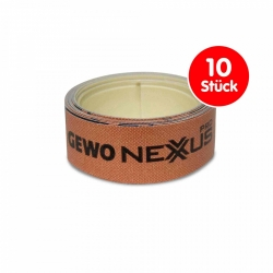 GEWO Set 10x Kantenband Nexxus 1m/12mm