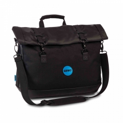 GEWO Messenger Bag Black-X