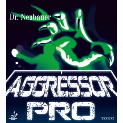 Dr. Neubauer Belag Aggressor Pro (halblange Noppe)