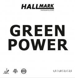 Hallmark Belag Green Power