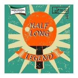 Barna Belag Legend Half Long (Kurznoppe)