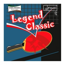Barna Belag Legend Classic (Kurznoppe)