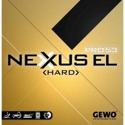 GEWO Belag Nexxus EL Pro 53 Hard