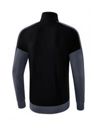ERIMA Kinder / Herren Squad Worker Jacke SQUAD schwarz/slate grey (+3% Zusatzrabatt)