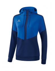 ERIMA Frauen Squad Kapuzensweat SQUAD new royal/new navy