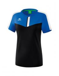 ERIMA Frauen Squad T-Shirt SQUAD new royal/schwarz/weiß