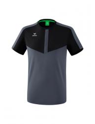 ERIMA Kinder / Herren Squad T-Shirt SQUAD schwarz/slate grey